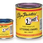 1-Shot Lettering Enamels