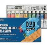 Holbein DUO Aqua Oil Color