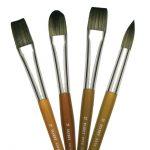 Isabey Isacryl Brushes